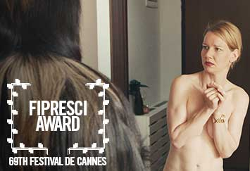 THE MATCH FACTORY Toni Erdmann by Maren Ade awarded in Cannes